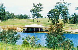 Lake Charlotte Winery - Carnarvon Accommodation