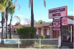 The Homestead Motor Inn - Carnarvon Accommodation