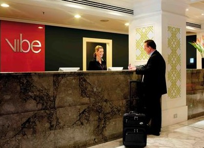 Vibe Savoy Hotel Melbourne - Carnarvon Accommodation