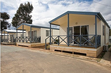 Crestview Top Tourist Park - Carnarvon Accommodation