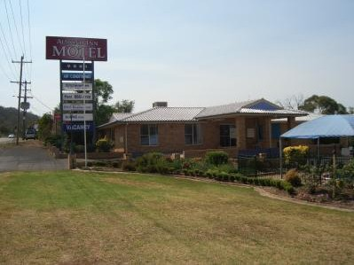 Almond Inn Motel - Carnarvon Accommodation