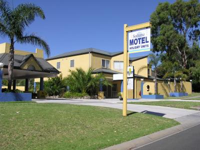 Seahorse Motel - Carnarvon Accommodation