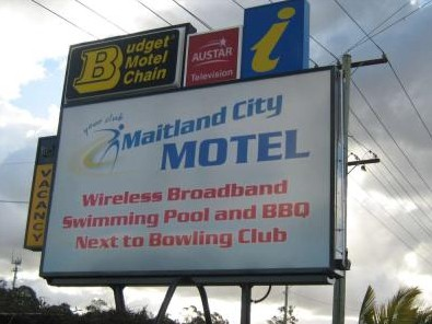 Maitland City Motel - Carnarvon Accommodation