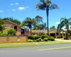 Jacaranda Place Motor Inn - Carnarvon Accommodation