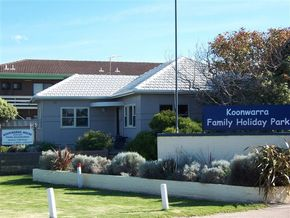 Koonwarra Family Holiday Park - Carnarvon Accommodation