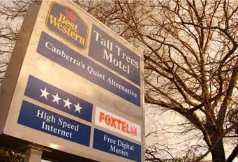Best Western Tall Trees Motel