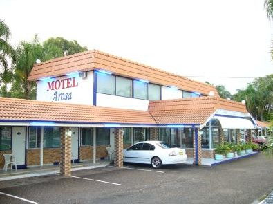 Arosa Motel - Carnarvon Accommodation