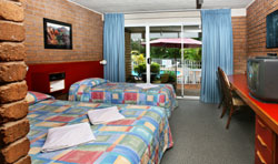 Aquajet Motel - Carnarvon Accommodation
