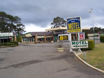 Governors Hill Motel - Carnarvon Accommodation