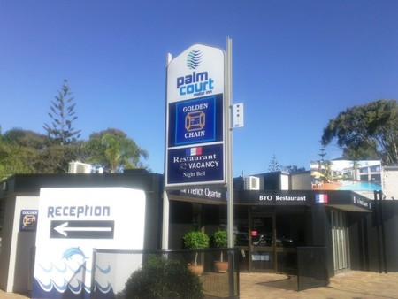 Palm Court Motor Inn - Carnarvon Accommodation