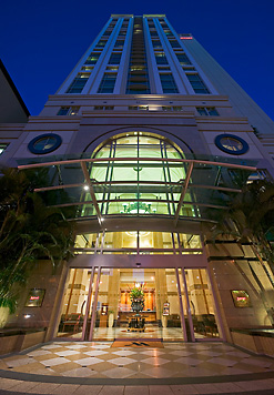 Brisbane Marriott Hotel - Carnarvon Accommodation