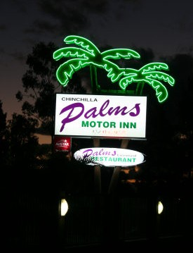 Chinchilla Palms Motor Inn - Carnarvon Accommodation