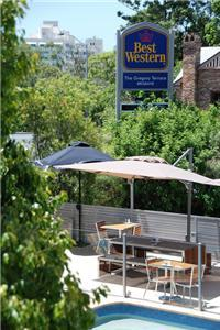Best Western Gregory Terrace Motor Inn - Carnarvon Accommodation