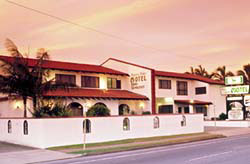 Comfort Inn Marco Polo Motel - Carnarvon Accommodation