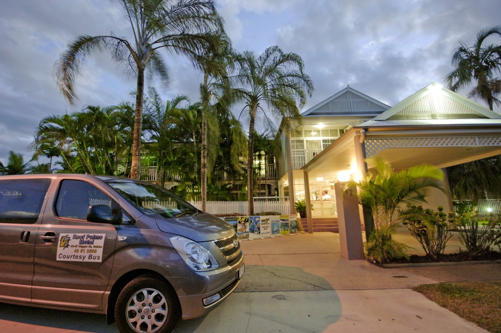 Reef Palms - Carnarvon Accommodation