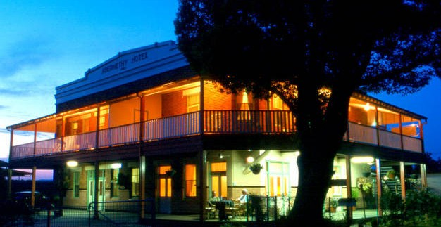 Abernethy Guesthouse - Carnarvon Accommodation