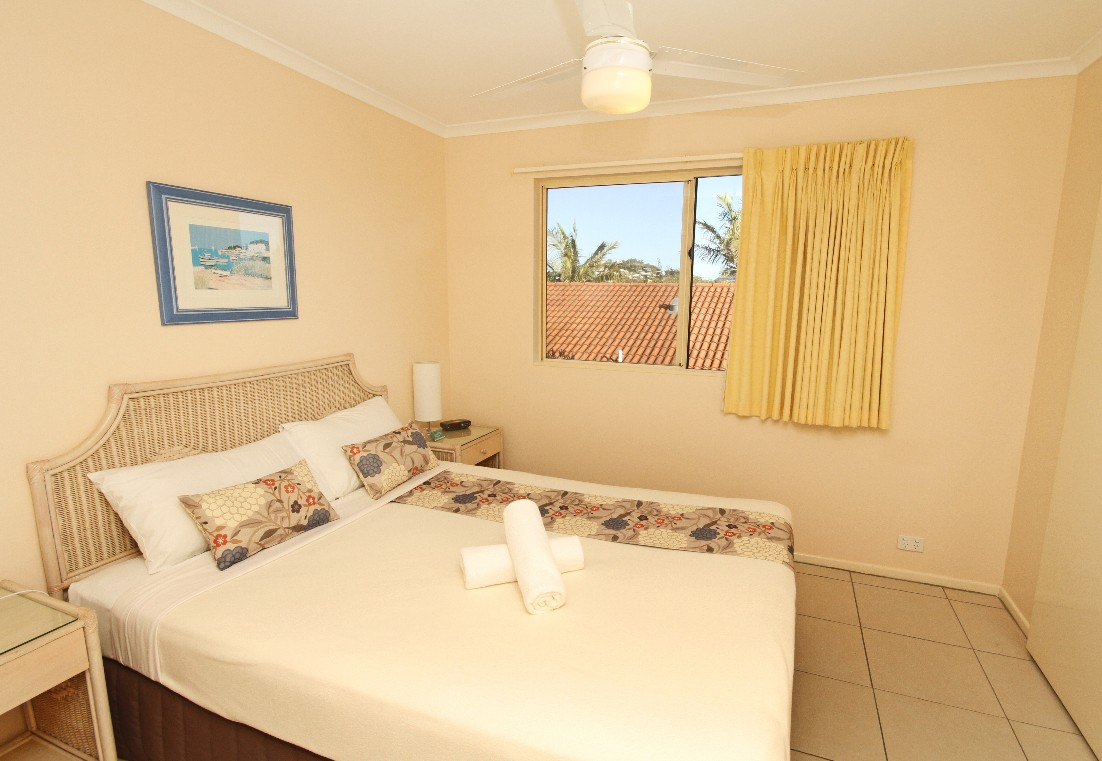 Coolum Beach Getaway Resort - Carnarvon Accommodation