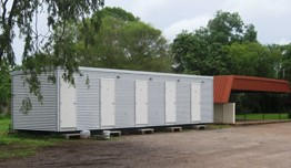 Coolalinga Caravan Park - Carnarvon Accommodation