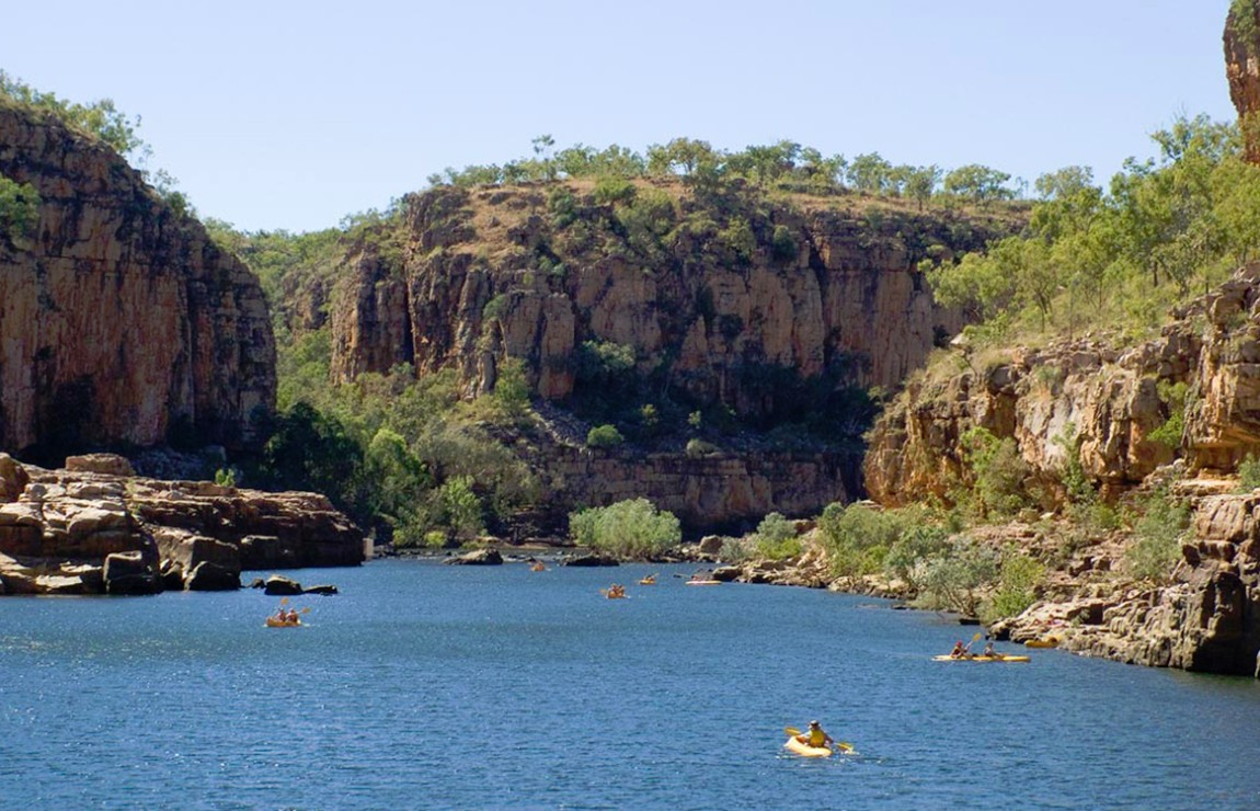 Nitmiluk Gorge Caravan Park - Carnarvon Accommodation