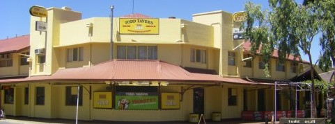 Todd Tavern - Carnarvon Accommodation