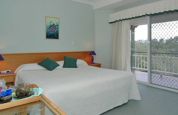 Eumundi Rise Bed And Breakfast - Carnarvon Accommodation