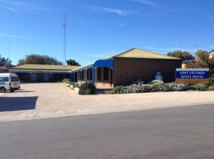 Port Victoria Hotel Motel - Carnarvon Accommodation