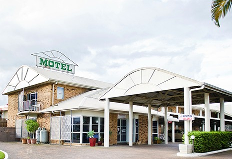 Gympie Muster Inn - Carnarvon Accommodation