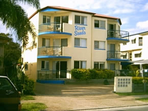 River Sands Holiday Apartments - Carnarvon Accommodation
