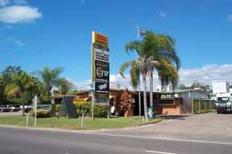 Queens Beach Motor Hotel - Carnarvon Accommodation
