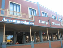 Harp Deluxe Hotel - Carnarvon Accommodation