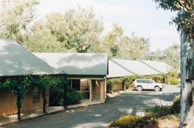 Burra Motor Inn - Carnarvon Accommodation