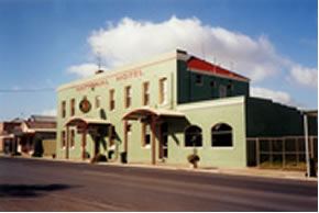 National Hotel - Carnarvon Accommodation