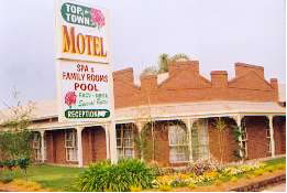 Top Of The Town Motel - Carnarvon Accommodation