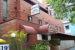 Acacia Inner City Inn - Carnarvon Accommodation