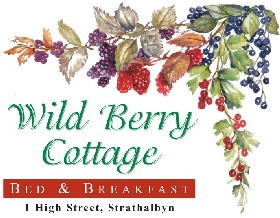 Wild Berry Cottage - Carnarvon Accommodation