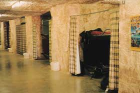 The Opal Cave - Carnarvon Accommodation
