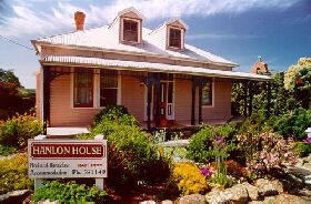 Hanlon House - Carnarvon Accommodation