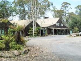 Derwent Bridge Wilderness Hotel - Carnarvon Accommodation