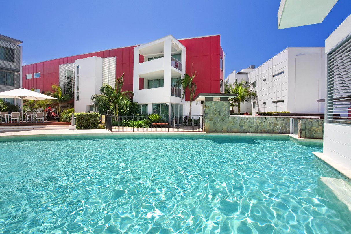 Element on Coolum Beach - Carnarvon Accommodation
