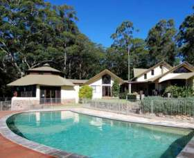Indooroopilly - Carnarvon Accommodation