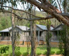 The Homestead Cabins Brogo - Carnarvon Accommodation