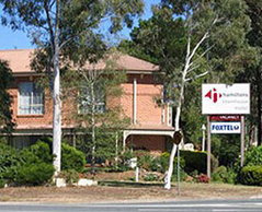 Hamilton's Townhouse Motel - Carnarvon Accommodation