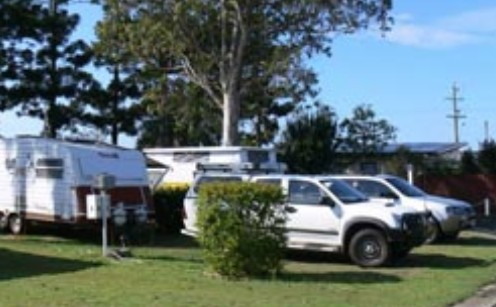 Browns Caravan Park - Carnarvon Accommodation