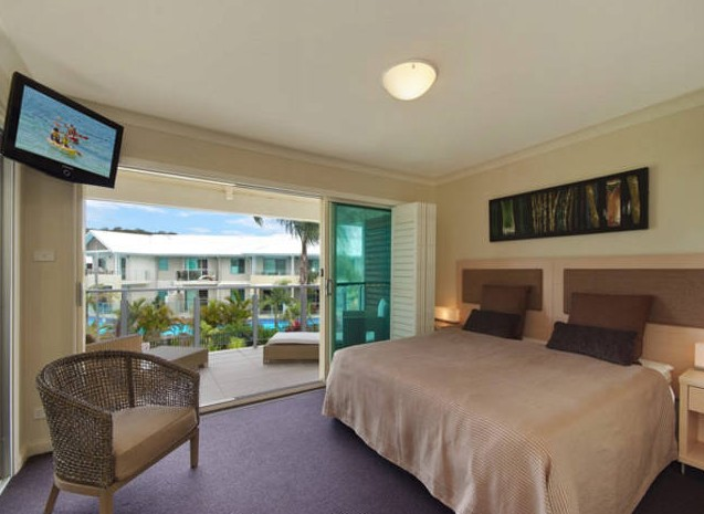 Pacific Blue Townhouse 358 - Carnarvon Accommodation