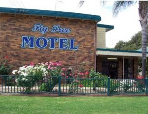 Fig Tree Motel - Carnarvon Accommodation