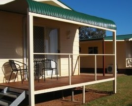 Kames Cottages - Carnarvon Accommodation