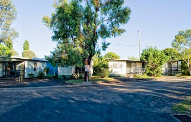 Barraba Caravan Park - Carnarvon Accommodation