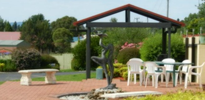 Clansman Motel - Carnarvon Accommodation