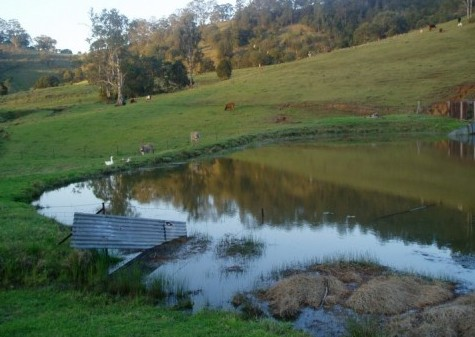 Barkeldine Farm Country Retreat - Carnarvon Accommodation