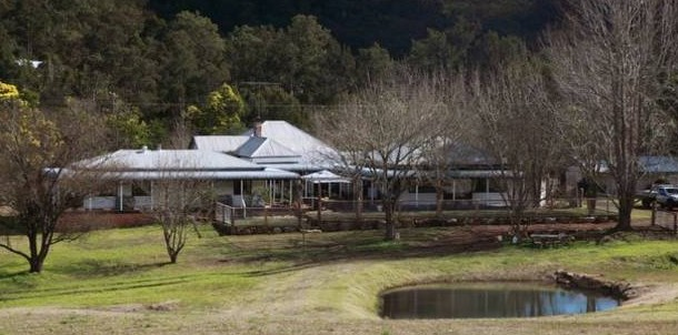 Avoca House Bed and Breakfast - Carnarvon Accommodation